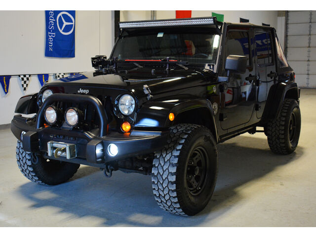 Image 1 of Jeep: Wrangler 4WD 4dr…