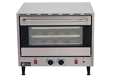 Star Holman Countertop Half Size Convection Oven Electric 1440w - Ccoh ...