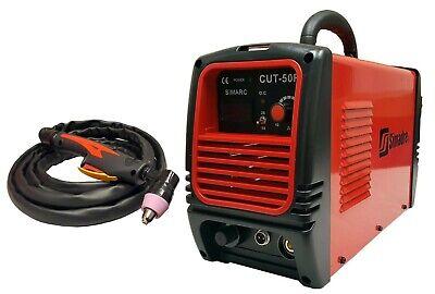 Plasma Cutter 50rx 110220v 50 Amp Easy 12 Clean Cut Simadre 60a Torch