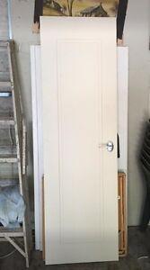 Hardwood Corinthian doors Westminster Stirling Area Preview