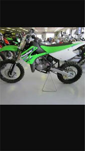 Looking for a 85 or 125 2 stroke