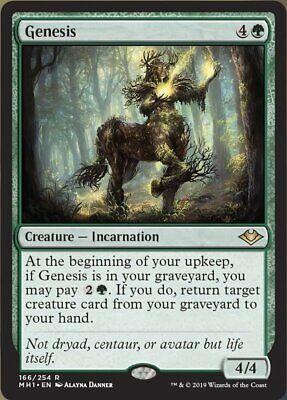 *MtG: 2x GENESIS - Modern Horizons Rare - magicman-europe*