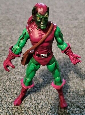 "MARVEL COMICS GREEN GOBLIN 2009 HASBRO MARVEL LEGENDS 4"" FIGURE"