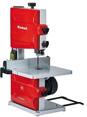 Sega a nastro per legno e materiali plastici 250W Einhell nuovo TC-SB 200/1