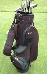 "Golf Clubs RH men's irons 1.5 "" longer suit golfer 6ft- 6ft 5 Bundoora Banyule Area Preview"