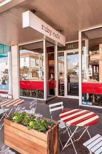 Busy Cafe for Sale in Kyneton