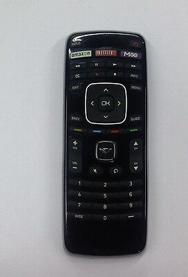 New Original Vizio Xrt112 Tv Remote With Amazon Netflix M Go Mgo Buttons