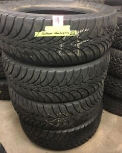 Winter Tires 215 60 R16 Goodyear
