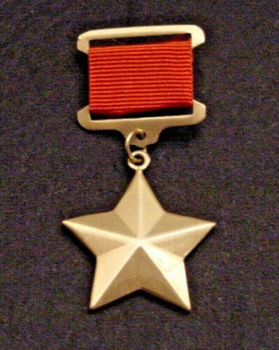 RUSSIA GOLD STAR - HERO OF THE SOVIET UNION - REPLICA