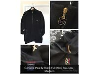 Paul & Shark Wool Jacket