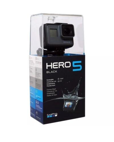 Купить GoPro Hero 5 - DEAL: GoPro HERO5 Black +ALL You Need Accessories Kit. Hero 5 Action Camera