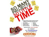 Oddjobs - Handyman Services