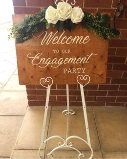 Engagement sign hire  Brahma Lodge Salisbury Area Preview