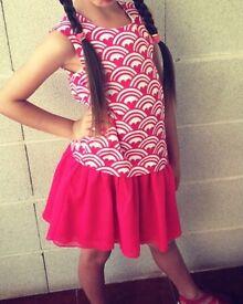 Agatha ruiz de la prada dress age 8