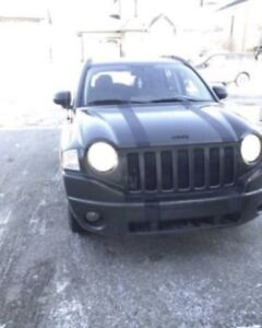 2008 Jeep Compass with Low KM for sale!