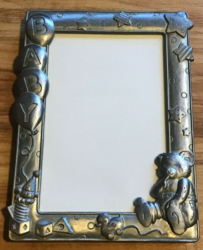 Baby Picture Frame (4x6)- B22