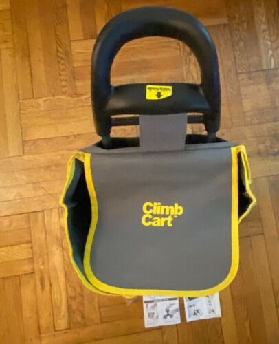 Climb Cart by Bulbhead the Folding that Climbs Stairs with Ease Holds 75 Pounds
