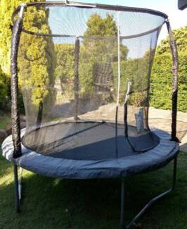 Children's Trampoline with net