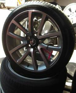 "19"" Holden VF Commodore Factory Alloys and Tyres Toowoomba Toowoomba City Preview"