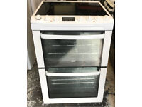 Zanussi ceramic electric cooker 60 cm