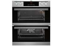 Brand new AEG built-in double oven