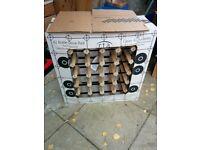New John Lewis Wine Rack (42 Bottle) - Get ready for Christmas