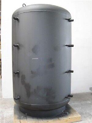 Pufferspeicher 6m³ SONDERBAU mit 200mm Isolierung für Heizung Heizkessel Kamin