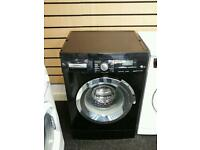 Siemens Black 8kg washing machine (Superb Condition)
