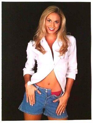 7b7dcd3bfc VTG WWF STACY KEIBLER DIVAS WWE RAW WOMEN S WRESTLING MAGAZINE PINUP POSTER  WCW