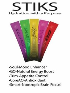 Hydration stiks with purpose