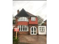 4 Bedroom Detached House with Disabled Facilities in Yardley Birmingham Offers over £295k
