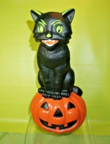 Retro Exclusive Halloween Black Cat Jack