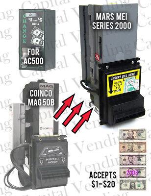 American Changer Ac500 Validator Update Kit To Mars Mei Series 2000 - 1 - 20