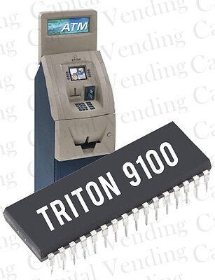 Triton 9100 Atm Main Board Eprom - Latest Version