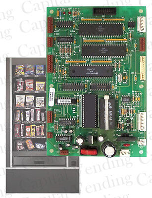 Control Board For Gpl Vending Machine - Models 159 172 173 480 Eprom 160.11