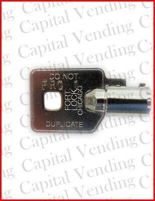 Dollar Bill Changer And Vending Machine Keys To Code Fr01-fr12 Check Variations
