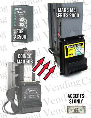 American Changer Ac500 Validator Update Kit To Mars Mei Series 2000 - 1 Only