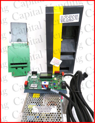 American Changer Complete Upgrade Kit for an AC1005 dollar bill changer