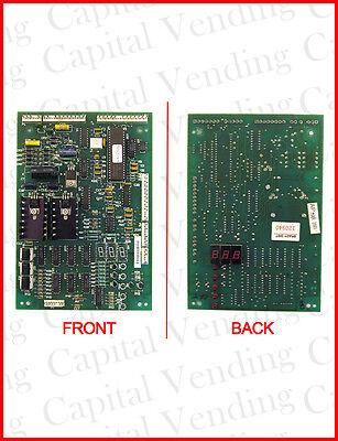 Dilling Harris Vending Machine Control Board - 3 Segment Display Maxvend Ii