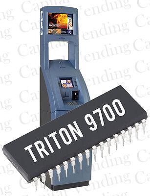 Triton 9700 Atm Main Board Eprom - Latest Version