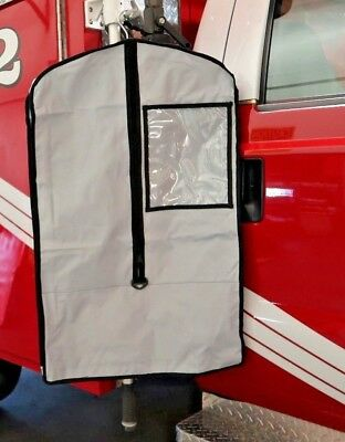 15 Firefighter Police Heavy Duty Garment Bags Free Shipping