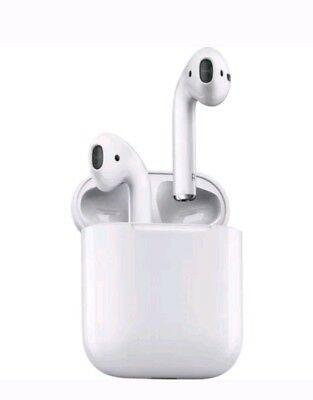 New Apple AirPods - Innocent MMEF2AM/A Genuine Airpod Retail Box Sealed SameDayShip