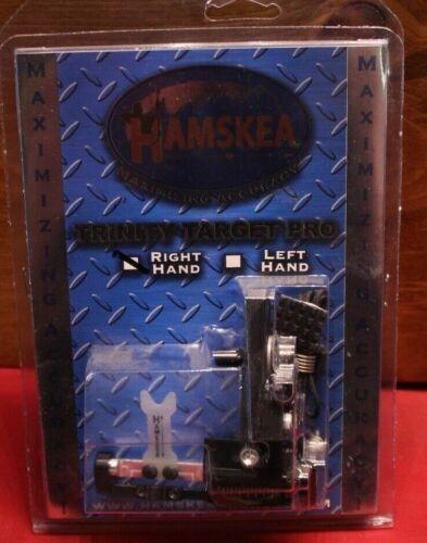 Hamskea Archery, Trinity Target Pro, RH Bow Arrow Rest, Made in USA, Brand New