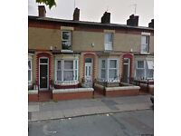 2 Bedroom House Wavertree Free to Housing Benefit Family