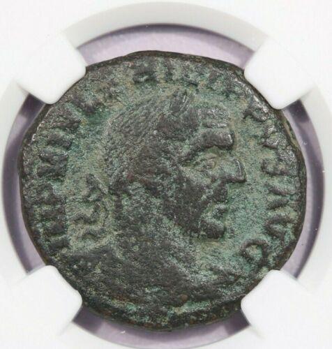 244-249 AD AE 28 Moesia, Viminacium Philip I NGC F B3