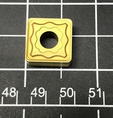 Valenite Snmg 150616-m8 Grade 5525 Carbide Milling Inserts Box Of 10 New