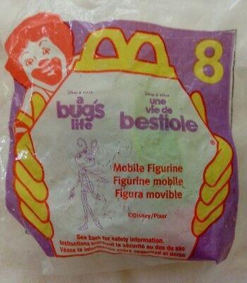 1998 McDonald's Happy Meal Toy NIP A Bug's Life Princess Atta #8