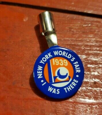 """1939 """"Wish I Was There New York World's Fair"""" Pencil Eraser Topper Vintage"""