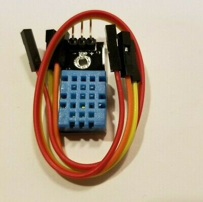 Dht-11 Digital Temperature And Humidity Module Temperature Sensor W Wire