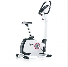 Almost new Kettler Giro M exercise bike for sale